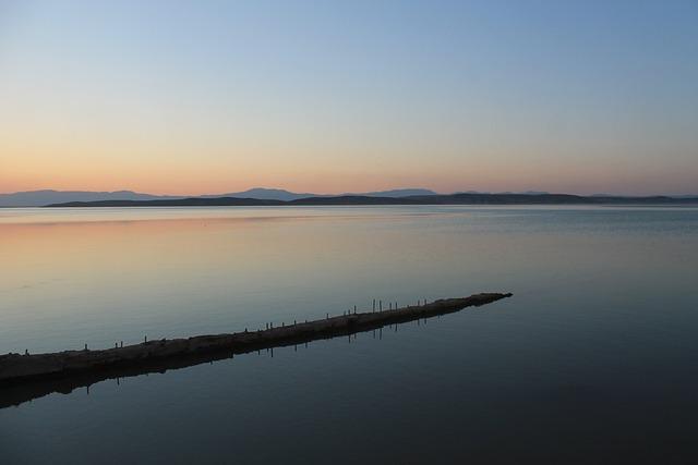 Atatürk Dam, Landscape, Dam Lake