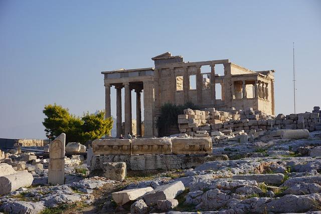 Athens, Acropolis, Greece