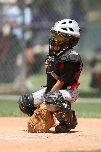 Baseball, Catcher, Player, Sport, Plate, Athlete