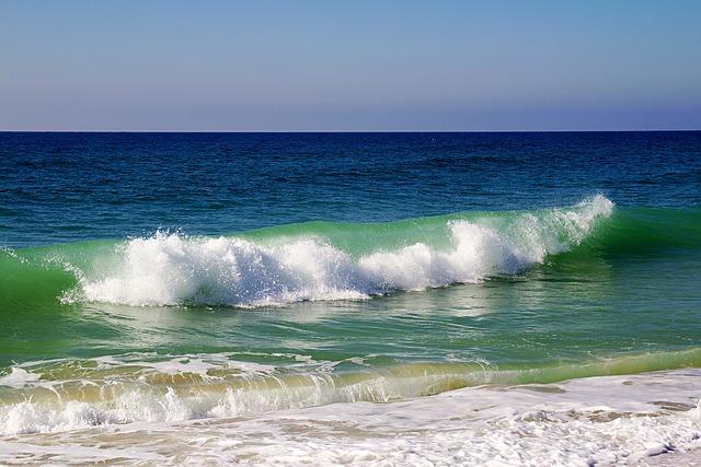 Portugal, Faro, Beach, Algarve, Atlantic, Sea, Old