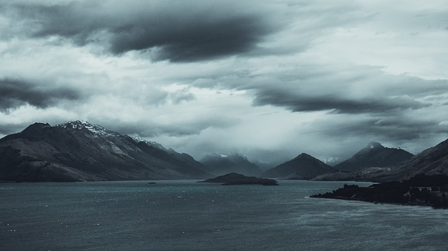 Storm, Weather, Atmosphere, Cold Front, Water, Lake