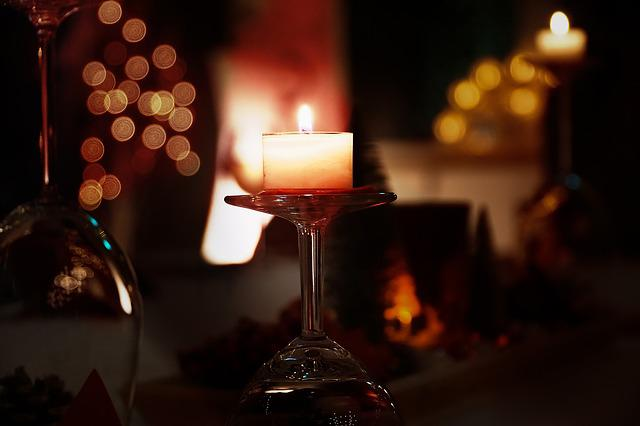 Candlelight, Atmospheric, Light, Candle, Flame, Lights