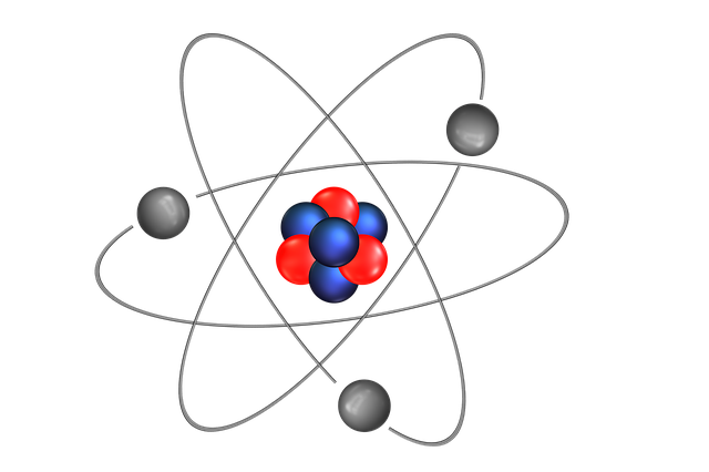Lithium, Atom, Isolated, Atomic, Physics, Chemistry