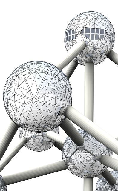 Brussels, Atomium, Building, Places Of Interest