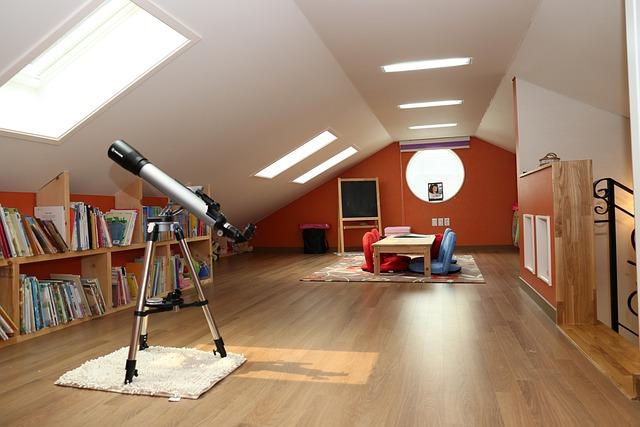Homes For Sale, Attic, Scuttle