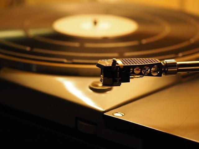 Turntable, Thorens, Stroboskob, Analog, Audio Device