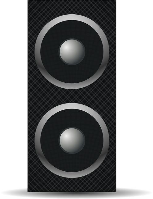 Loudspeaker, Black, Horns, Sound, Speaker, Audio