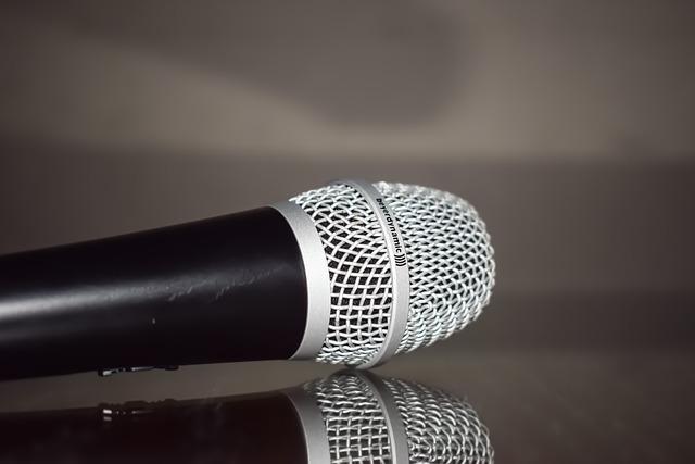 Microphone, Sound, Equipment, Audio, Micro