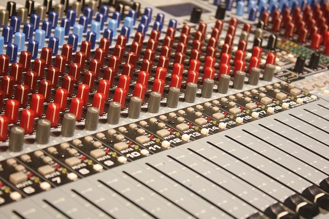 Music, Console, Sound, Mixing, Audio, Studio, Board
