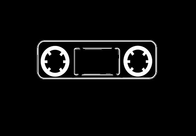Cassette, Tape, Audio, Music, Sound, Vintage, Plastic