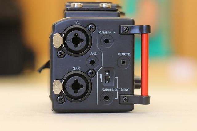 Tascam Dr-60d, Audio Recorder, Sound, Music