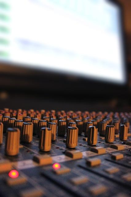 Studio, Record, Mix, Audio, Music, Sound, Technology