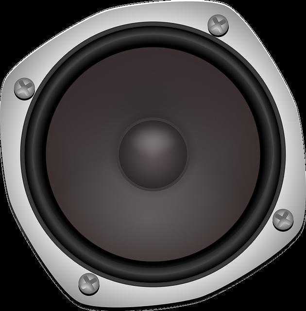 Loudspeaker, Speaker, Audio, Sound, Loudness, Volume