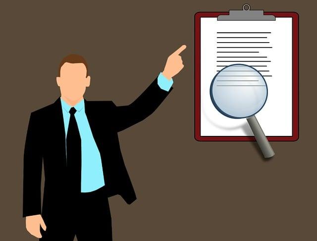 Audit, Financial Advisor, Directly, Finance, Paperwork