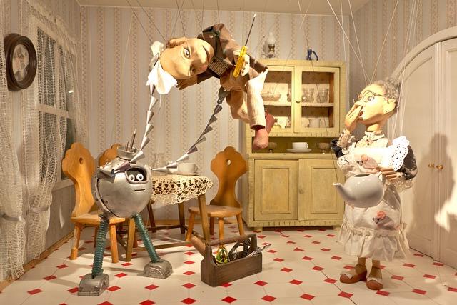 Puppet Theatre, Sahib, Augsburg, Places Of Interest
