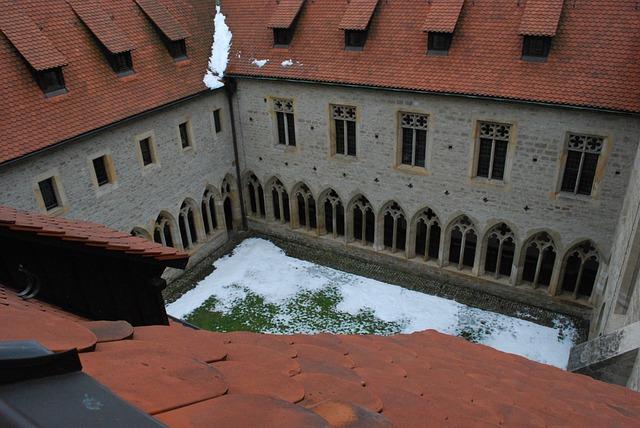Church, Monastery, Erfurt, Augustinian Monastery