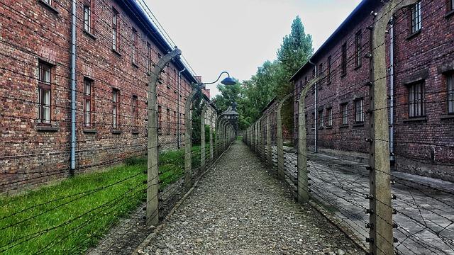 Poland, Auschwitz, Architecture, Museum, Security
