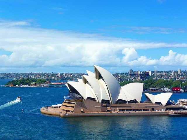 Australia, Sydney, Opera