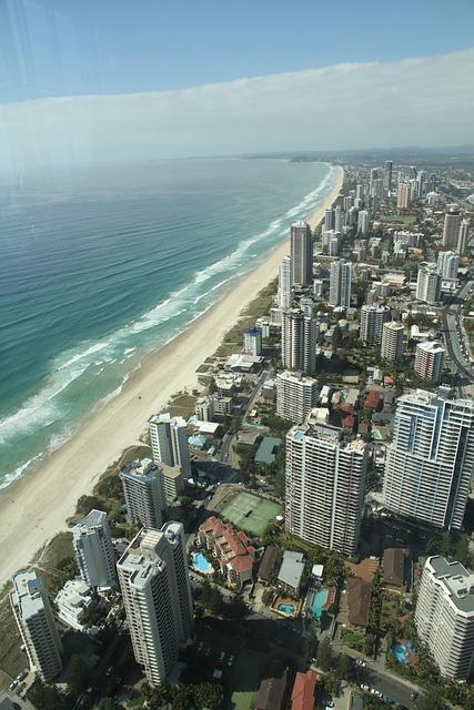 City, Skyscraper, Skyscrapers, Australia