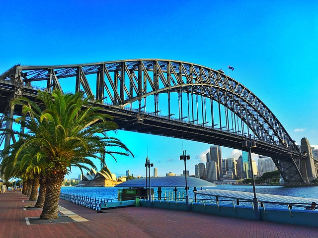 Sydney, Harbour Bridge, Australia, Bridge, Tourism