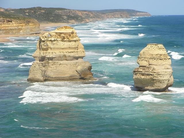 The Twelve Apostles, The Great Ocean Road, Australia