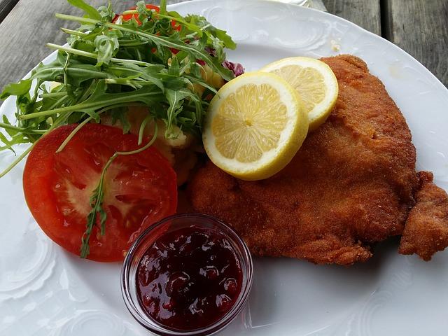Schnitzel, Eat, Austria