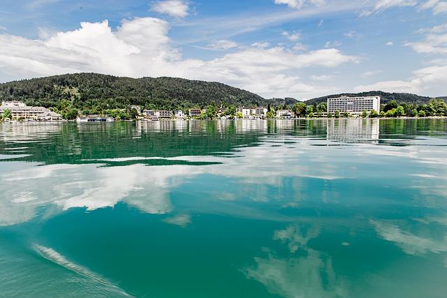 Pörtschach, Wörthersee, Lake, Carinthia, Idyll, Austria