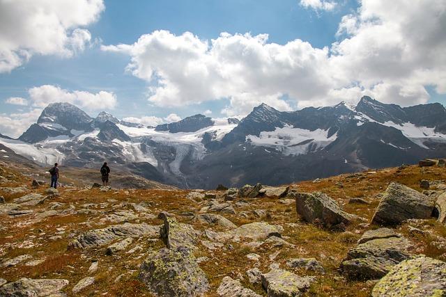 Silvretta, Montafon, Alpine, Austria, Mountains