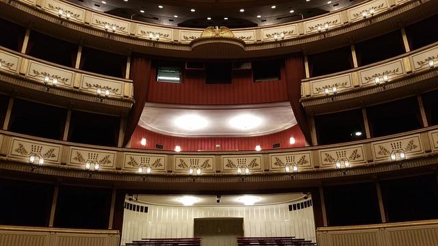 Vienna, Opera, House, Austria, Wien, Theater
