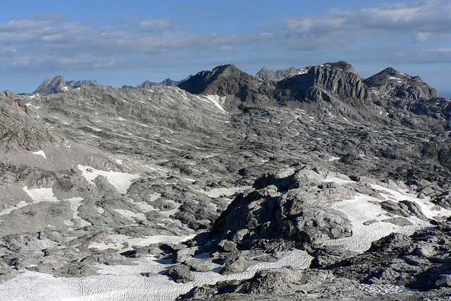 Steinernes Meer, Austria, Sea, Stones, Mountains, Rocks