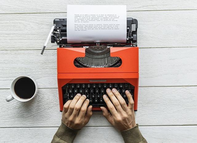 Paper, Equipment, Aerial, Analog, Analogue, Author