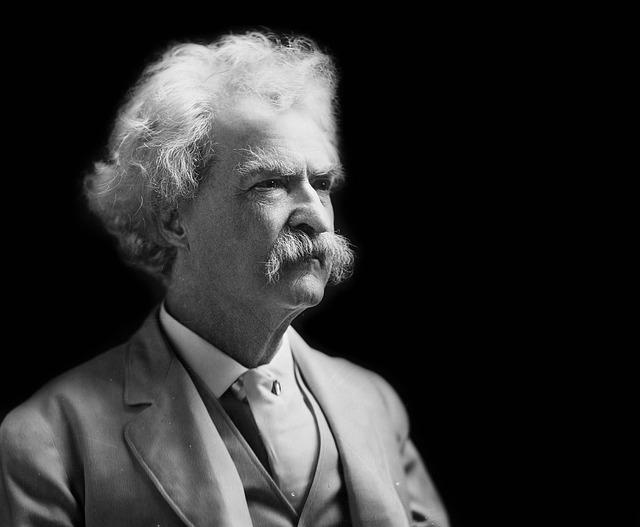 Mark Twain, American, Author, Writer, Philosopher