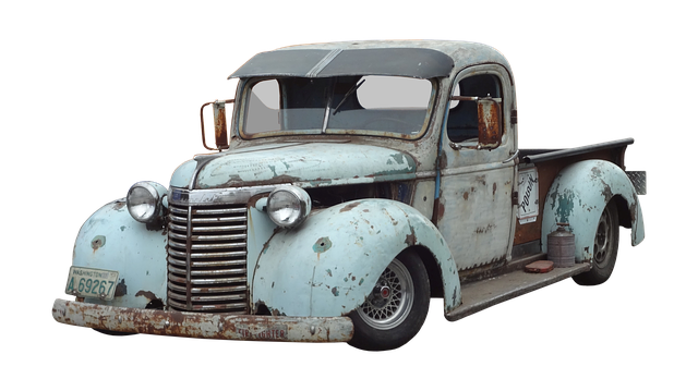 Auto, Pickup, Oldtimer, Usa, American, Old, Truck