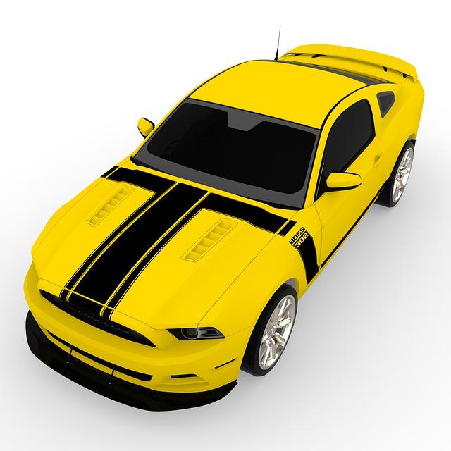 Car, Vehicle, Transport, 3d, Automobile, Auto