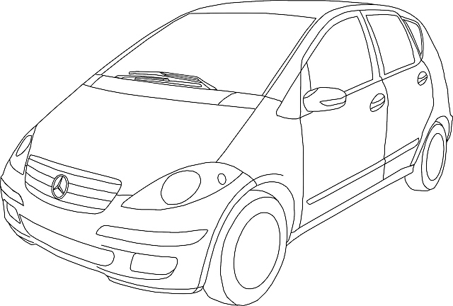 Car, Compact, Auto, Mercedes, Benz, Vehicle