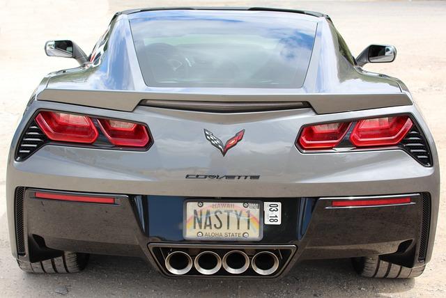 Corvette, Auto, Vehicle, Transport System, Drive, Wheel
