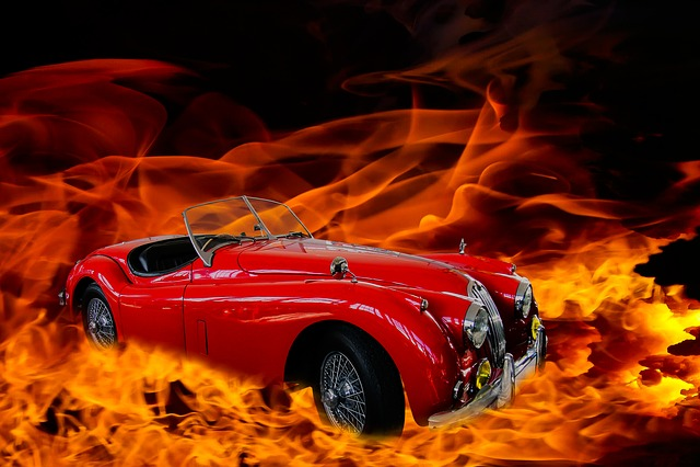 Traffic, Vehicle, Auto, Oldtimer, Jaguar, Speed, Coupe