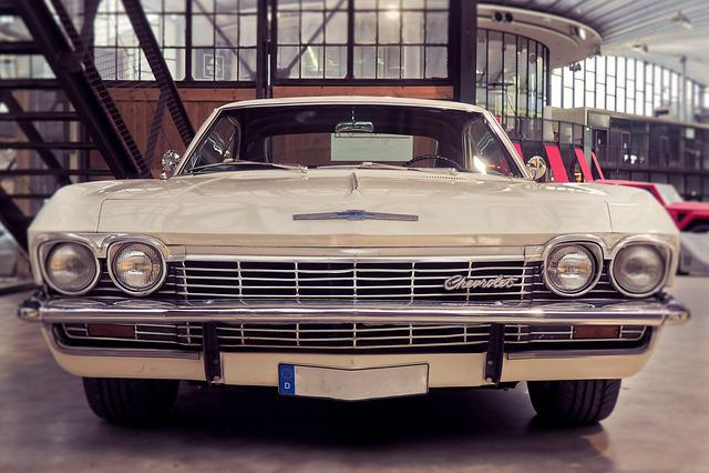 Auto, Vehicle, Drive, Classic, Usa, Straßenkreuzer