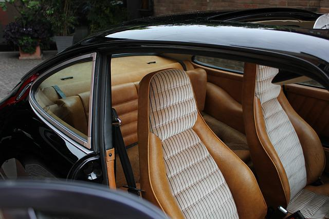 Porsche, Interior, Detail, Interior Car, Auto, Vehicle