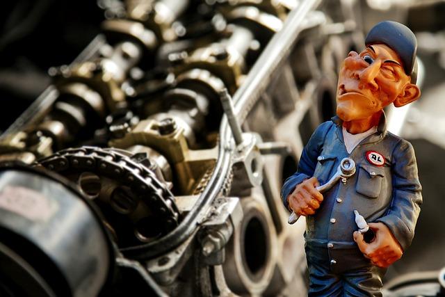 Auto Mechanic, Mechanic, Workshop, Repair, Auto Repair
