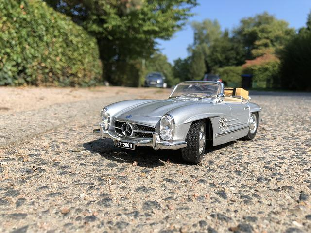 Mercedes, Model Car, Auto, Toys, Model, Toy Car