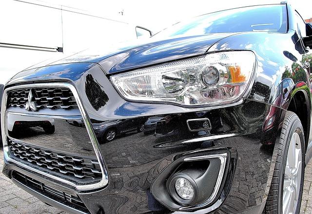 Auto, Motor Vehicle, Mitsubishi