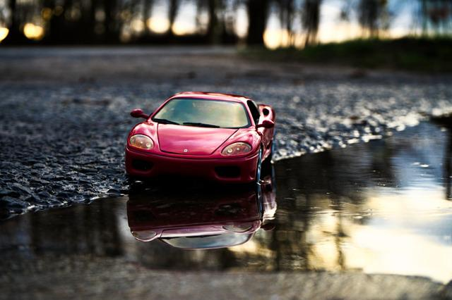 Reflection, Nature, Waters, Auto, River, Cold, Wet