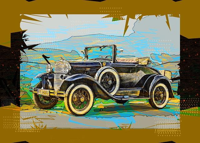 Auto, Old Timer, Automotive, Vehicle, Classic