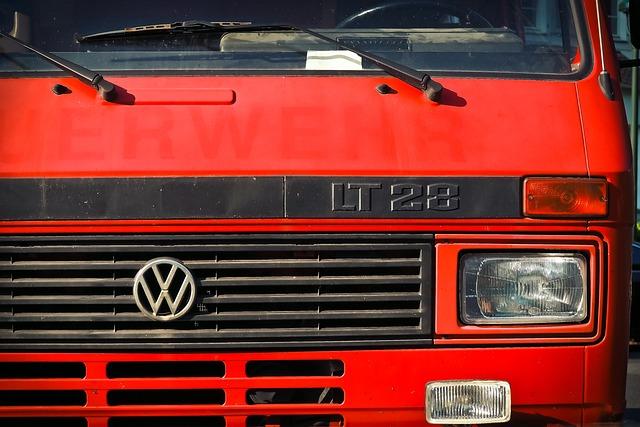 Auto, Vw, Vehicle, Classic, Old, Vw Bus, Volkswagen Vw