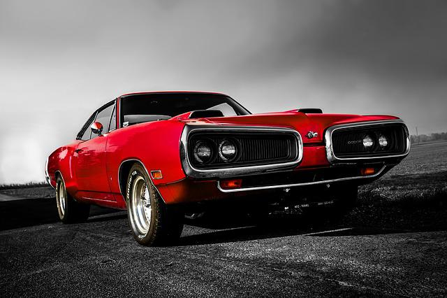 Auto, America, Freedom, Sports Car, Race, Racing Car