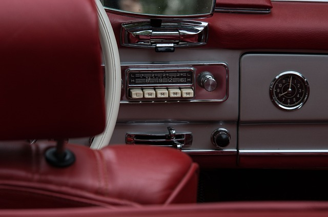 Auto, Autoradio, Blaupunkt, Radio, Transport System