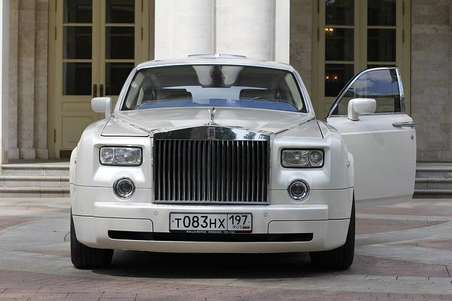 Rolls, Royce, Rolls Royce, Auto, Automotive, Bridal Car