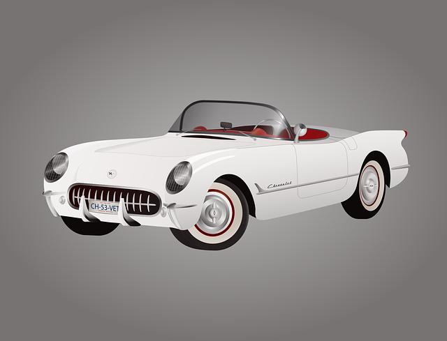 Car, Automobile, Chevy, Corvette, Auto, Transportation