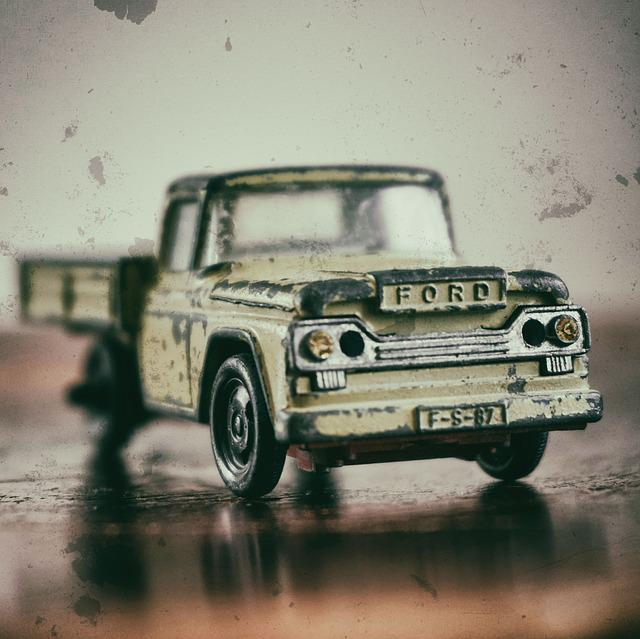 Vehicle, Auto, Rally, Transport System, Truck, Toys